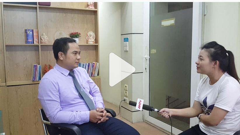 Luật sư Nguyễn Văn Thành - Luật sư giỏi tại hà Nội trả lời phỏng vấn Truyền hình An Ninh TV