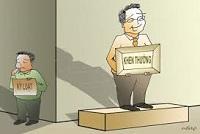 Các hành vi bị xử lý kỷ luật công chức