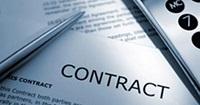 Các loại hợp đồng mẫu trong kinh doanh bất động sản