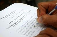 Điều kiện đăng ký dự tuyển công chức