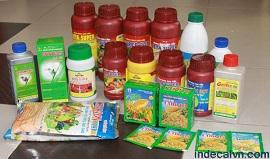 Điều kiện sản xuất thuốc bảo vệ thực vật