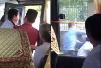 Hành hung hành khách bị xử phạt thế nào?