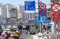 Hệ thống báo hiệu giao thông đường bộ gồm những gì?