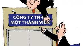 Hợp đồng, giao dịch của công ty TNHH một thành viên  với những người có liên quan