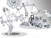 Kê biên phương tiện giao thông để thi hành án dân sự