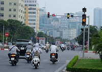 Nguyên tắc chung khi điều khiển phương tiện trên đường bộ về tốc độ và khoảng cách