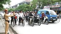 Nguyên tắc hoạt động giao thông đường bộ