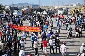 Hình phạt cho công nhân biểu tình trái pháp luật