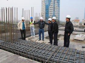 Điều chỉnh hợp đồng xây dựng