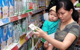 Quảng cáo sản phẩm dinh dưỡng dành cho trẻ nhỏ