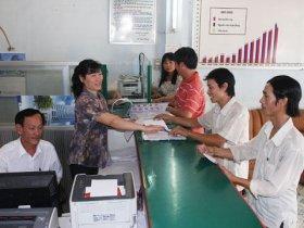 Quản lý hoạt động cho vay của quỹ tín dụng nhân dân