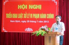 Thẩm quyền xử phạt vi phạm hành chính của Chủ tịch Ủy ban nhân dân
