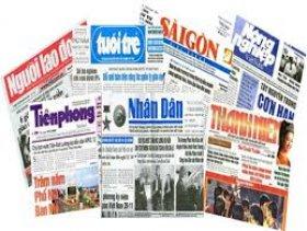 Loại hình hoạt động và nguồn thu của cơ quan báo chí
