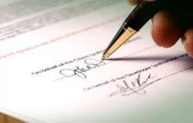 Chứng thực chữ ký, điểm chỉ trong các giấy tờ, văn bản