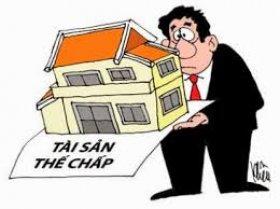 Thủ tục công chứng hợp đồng thế chấp bất động sản