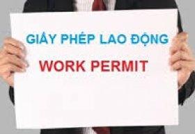 Hồ sơ đề nghị cấp lại giấy phép lao động
