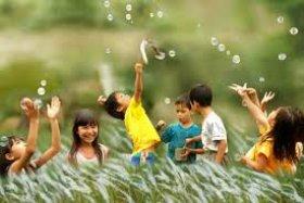 Đảm bảo điều kiện vui chơi cho trẻ