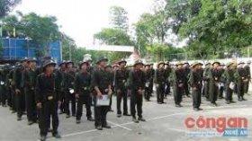 Đối tượng tuyển chọn thực hiện nghĩa vụ Công an nhân dân
