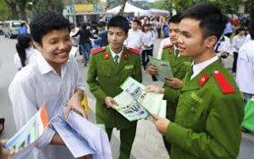 Hồ sơ tuyển chọn thực hiện nghĩa vụ tham gia Công an nhân dân