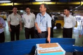 Kiểm soát an ninh hàng không đối với hàng hóa, bưu gửi