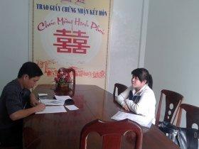 Thủ tục công nhận việc kết hôn của công dân Việt Nam đã được giải quyết tại cơ quan có thẩm quyền của nước ngoài