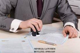 Thủ tục chứng thực chữ ký