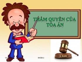 Thẩm quyền của Tòa án đối với quyết định cá biệt của cơ quan, tổ chức