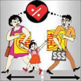 Chia tài sản chung khi ly hôn