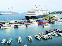 Phí, lệ phí hàng hải và giá dịch vụ tại cảng biển