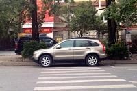 Quay đầu xe ô tô trái quy định trong khu dân cư bị xử phạt như thế nào?
