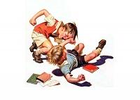 Học sinh gây thiệt hại trong thời gian học ở trường thì ai bồi thường?