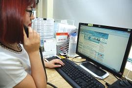 Trình tự, thủ tục cung cấp thông tin qua mạng điện tử