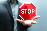 Vi phạm quy định về việc chấm dứt hoạt động của hộ kinh doanh