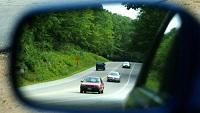 Xe ô tô không có gương chiếu hậu bị xử phạt như thế nào?