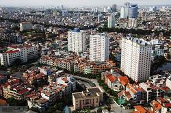 Yêu cầu đối với phát triển nhà ở tại khu vực đô thị