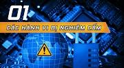 Các hành vi bị cấm trong lĩnh vực khoa học và công nghệ