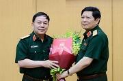Cấp bậc hàm cao nhất đối với chức danh của sĩ quan