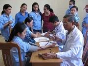 Hồ sơ giám định lần đầu bệnh nghề nghiệp