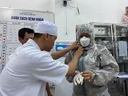Kiểm tra dịch bệnh virus corona được thực hiện như thế nào?