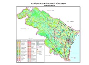 Nội dung quy hoạch sử dụng đất cấp tỉnh bao gồm những gì?