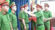 Thăng cấp bậc hàm trước thời hạn, vượt bậc trong Công an nhân dân