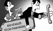 Thủ tục đăng ký bảo vệ quyền và lợi ích hợp pháp của người bị tố giác