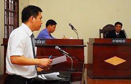 Bảo đảm tranh tụng trong xét xử vụ án dân sự