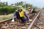Bảo trì tài sản kết cấu hạ tầng đường sắt quốc gia