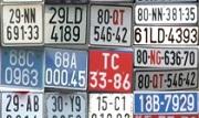 Biển số xe của cơ quan, tổ chức trong nước