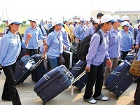 Các hành vi bị nghiêm cấm khi đưa người lao động đi làm việc ở nước ngoài