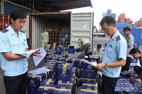 Các trường hợp được miễn kiểm tra nhà nước về an toàn thực phẩm nhập khẩu