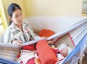 Chế độ cho trẻ em dưới 36 tháng tuổi ở cùng mẹ trong cơ sở giam giữ