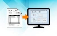 Chuyển từ hoá đơn điện tử sang hoá đơn giấy
