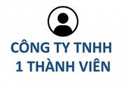 Cơ cấu tổ chức công ty TNHH một thành viên do cá nhân làm chủ sở hữu